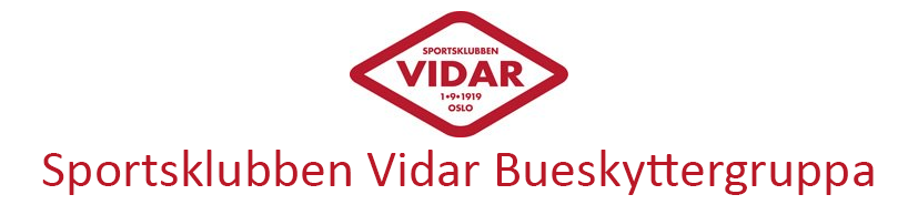 Sportsklubben Vidar Bueskyttergruppa